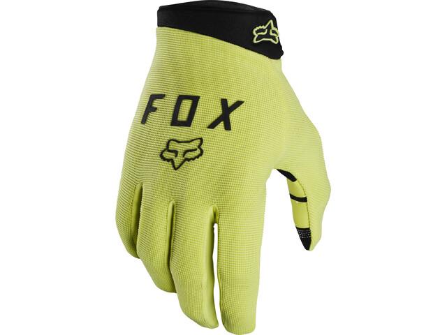 Fox Ranger Cykelhandsker Herrer, sulphur